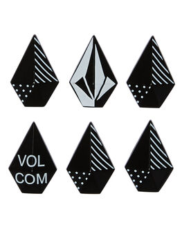 BLACK BOARDSPORTS SNOW VOLCOM HARDWARE - K6752000BLK