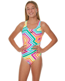 AUSSIELAND KIDS GIRLS SPEEDO SWIMWEAR - 42H30-6536