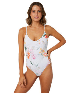 WHITE OUTLET WOMENS BILLABONG ONE PIECES - 6582559WHT