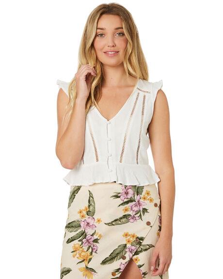 COOL WIP WOMENS CLOTHING BILLABONG FASHION TOPS - 6595113CWP