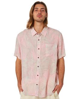 PINK MENS CLOTHING STUSSY SHIRTS - ST083410PINK