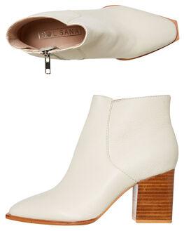 IVORY WOMENS FOOTWEAR SOL SANA BOOTS - SS201W323IVORY