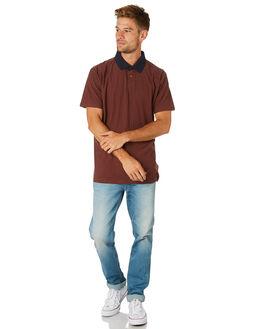 NAVY MENS CLOTHING BILLABONG SHIRTS - 9595141NVY