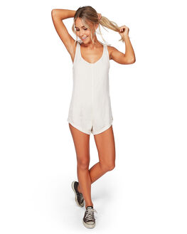 WHISPER WOMENS CLOTHING BILLABONG PLAYSUITS + OVERALLS - BB-6592502-WPR
