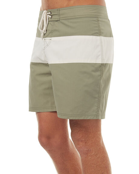 FERN MENS CLOTHING MCTAVISH BOARDSHORTS - MS-17BS-02FERN
