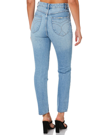 OLD STONE WOMENS CLOTHING ROLLAS JEANS - 13054-551