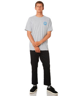 ATHLETIC HEATHER MENS CLOTHING SPITFIRE TEES - CSWRLAHTR