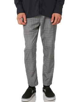 GREY MENS CLOTHING ZANEROBE PANTS - 702-WORDGRY