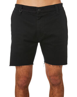 BLACK MENS CLOTHING NEUW SHORTS - 33090100