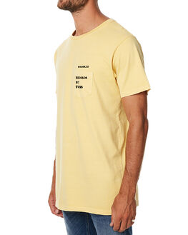 CORN SILK MENS CLOTHING THE CRITICAL SLIDE SOCIETY TEES - WST1707CSLK