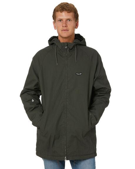 LEAD MENS CLOTHING VOLCOM JACKETS - A1732000LED