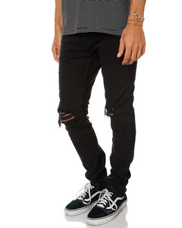 BLACK HOLE MENS CLOTHING ROLLAS JEANS - 15164061