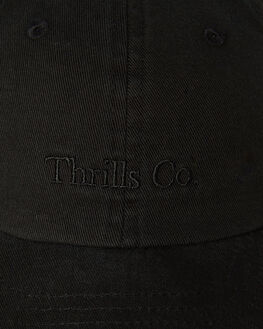 VINTAGE BLACK MENS ACCESSORIES THRILLS HEADWEAR - TS8-503VBL