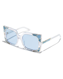CLEAR LAGOON GOLD WOMENS ACCESSORIES PARED EYEWEAR SUNGLASSES - PE1603WBCLRGD