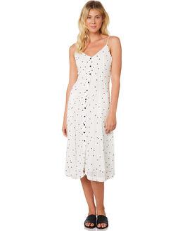 FLOATING HEARTS PRT WOMENS CLOTHING SASS DRESSES - 13344DWSSFLO