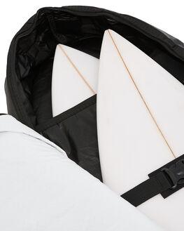 BLACK GREY BOARDSPORTS SURF FCS BOARDCOVERS - BT2-063-FB-BGYBLKGR