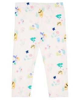HIDE AND SEEK KIDS GIRLS WALNUT PANTS - SP19LUNLGGHIDE
