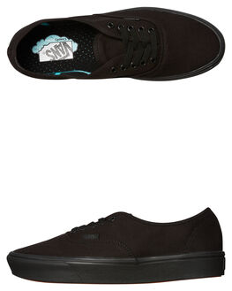 BLACK BLACK MENS FOOTWEAR VANS SNEAKERS - SSVNA3WM7VNDM