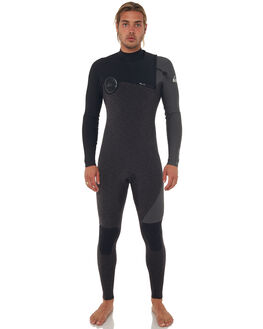HEATHER BLACK JET BOARDSPORTS SURF QUIKSILVER MENS - EQYW103057XKKK