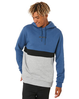SMOKEY BLUE MENS CLOTHING VOLCOM JUMPERS - A4141907SMB