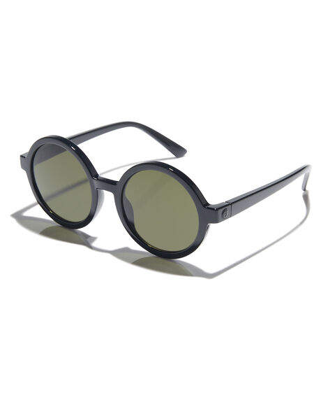 BLACK GREY WOMENS ACCESSORIES ELECTRIC SUNGLASSES - EE16601620BLKGY