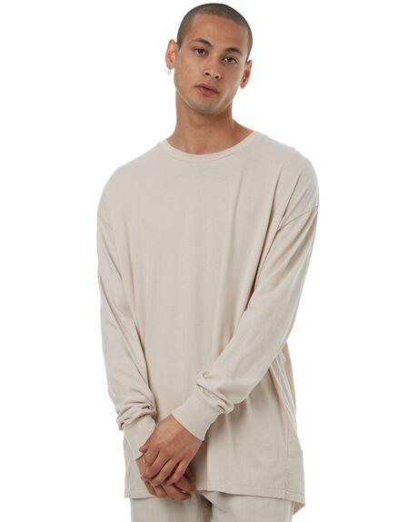 NATURAL MENS CLOTHING ZANEROBE TEES - 128-LYKMNAT