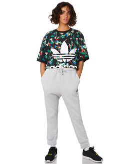 MULTICOLOR WOMENS CLOTHING ADIDAS TEES - EC1876MUL