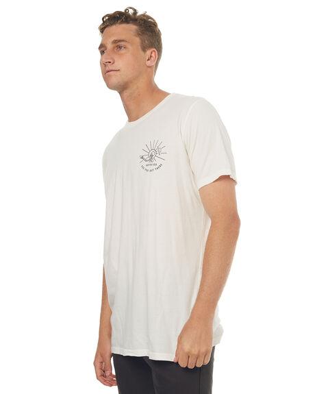 WHITE MENS CLOTHING KATIN TEES - TSGUSSS17WHT