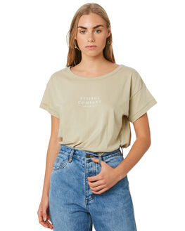 ALFAFA WOMENS CLOTHING THRILLS TEES - WTR9-107FALF