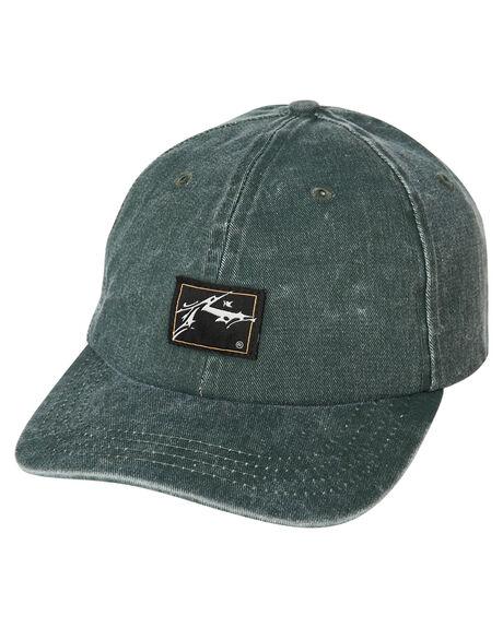 d91ab210c2d6c Rusty Gothic 2 Strapback Cap - Scarab