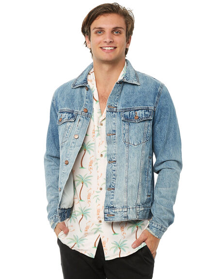 DENIM MENS CLOTHING INSIGHT JACKETS - 1000064840DENIM