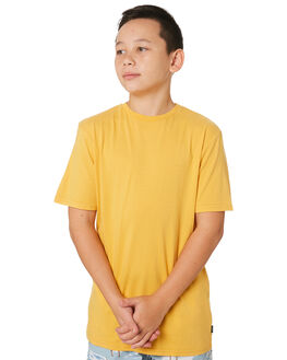 GOLD KIDS BOYS SWELL TOPS - S3183004GOLD
