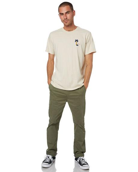 WOOL MENS CLOTHING KATIN TEES - TSDRI07WOOL