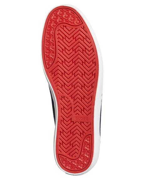 INDIGO HEMP MENS FOOTWEAR GLOBE SKATE SHOES - GBWILLOW-13267