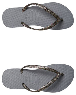 cdf9438d4 GREY GRAPHITE WOMENS FOOTWEAR HAVAIANAS THONGS - 41198753744