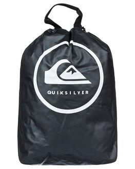 CAMO BLACK MENS ACCESSORIES QUIKSILVER BAGS + BACKPACKS - EQYBP03607-XCKK