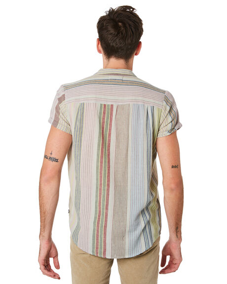 MUTLI STRIPE OUTLET MENS ROLLAS SHIRTS - 157573704