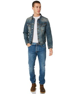 JOAKIM REPLICA MENS CLOTHING NUDIE JEANS CO JACKETS - 160551B26