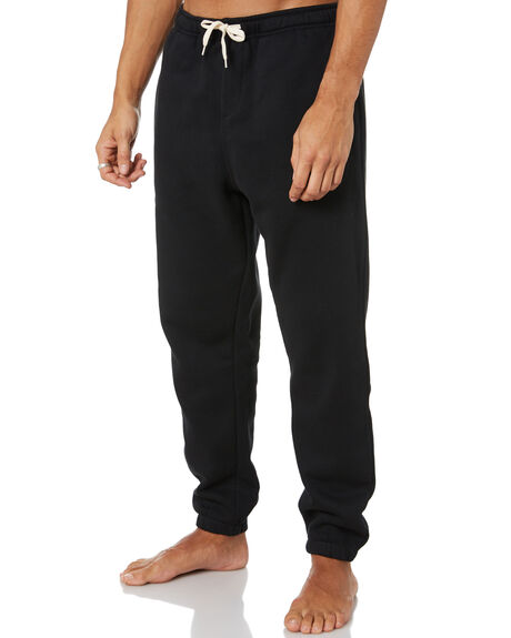 BLACK MENS CLOTHING SWELL PANTS - S5214191BLK