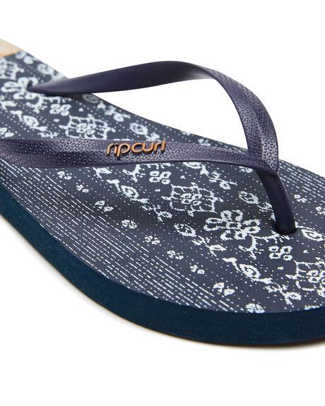 NAVY WOMENS FOOTWEAR RIP CURL THONGS - TGTF300049