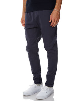 NAVY MENS CLOTHING ACADEMY BRAND PANTS - 17W112NVY