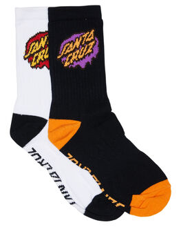 ASSORTED KIDS BOYS SANTA CRUZ SOCKS + UNDERWEAR - SC-YZB0410ASSTD