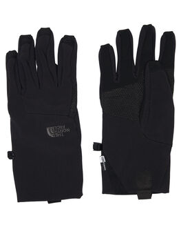 TNF BLACK BOARDSPORTS SNOW THE NORTH FACE GLOVES - NF00A6L8JK3BLK