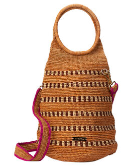 NATURAL WOMENS ACCESSORIES THE WOLF GANG BAGS + BACKPACKS - TWGR19A06NAT