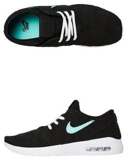 BLACK MINT WOMENS FOOTWEAR NIKE SNEAKERS - SSAQ7477002W