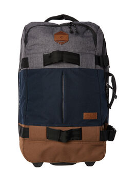 NAVY MENS ACCESSORIES RIP CURL BAGS + BACKPACKS - BTRFY20049