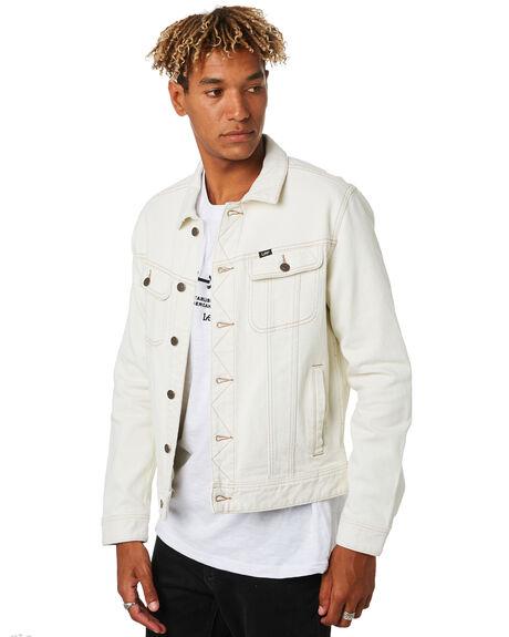 ECRU MENS CLOTHING LEE JACKETS - 606612014