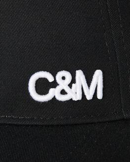 BLACK WOMENS ACCESSORIES C&M CAMILLA AND MARC HEADWEAR - SCMA98BLK