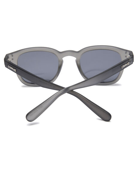 GREY TRANSLUCENT MENS ACCESSORIES CARVE SUNGLASSES - 3475GRY