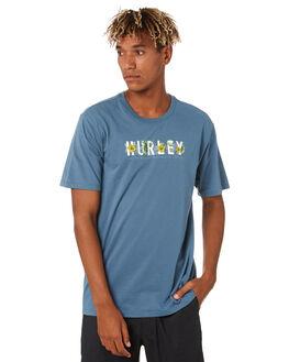 THUNDERSTORM MENS CLOTHING HURLEY TEES - CJ6783471